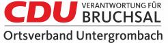 CDU Bruchsal Logo